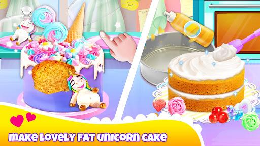 Unicorn Chef: Cooking Games for Girls screenshots 4