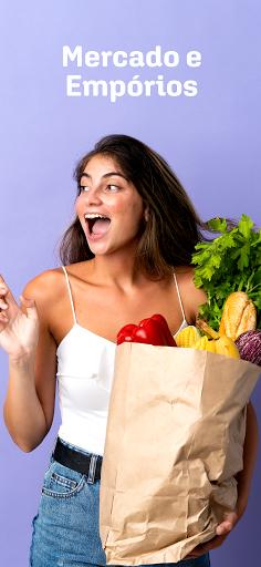 Quero Delivery - entrega de comida, mercado e + modavailable screenshots 4