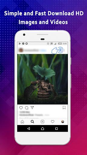 Video Downloader for Instagram & IGTV modavailable screenshots 2