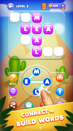 Words Connect : Word Puzzle Games android2mod screenshots 1