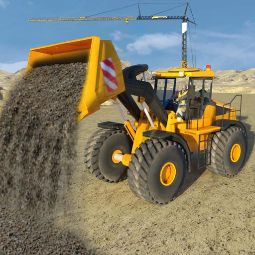 City Construction Truck Simulator Driving Game APK MOD Download 1
