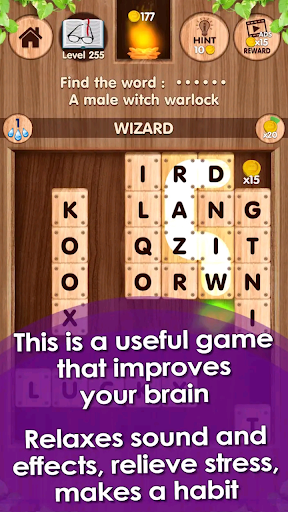 Falling! Word Games - Brain Training Games screenshots 16