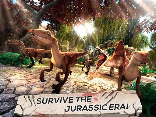 Jurassic Dinosaur Simulator 3D  screenshots 7