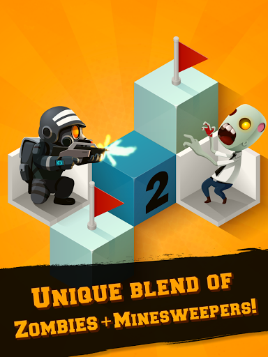 Zombie Sweeper: Seek and Strike Puzzle 1.2.103 screenshots 9