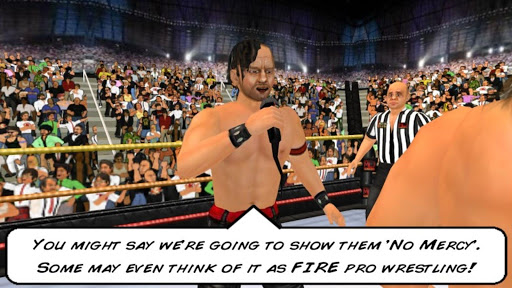 Wrestling Revolution 3D screenshots 14