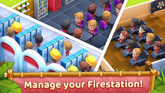 Idle Firefighter Tycoon 1.21 Screenshots 4