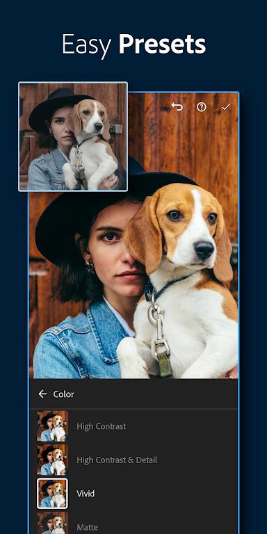 Adobe Lightroom - Photo Editor & Pro Camera poster 1