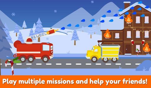 Car City Heroes: Rescue Trucks Preschool Adventure android2mod screenshots 20