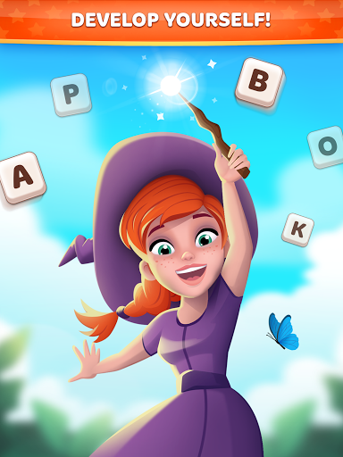 Magic Words: Crosswords - Word search 0.2.1 screenshots 10