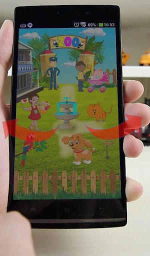 Zoo For Preschool Kids 3-9 - Animals Sounds  Screenshots 2