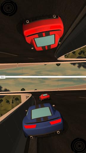 2 Player Racing 3D apktram screenshots 5