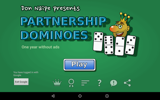 Partnership Dominoes Apkfinish screenshots 10