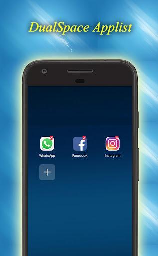 Dual Space - Multiple Space - App Cloner 1.0.8 screenshots 1