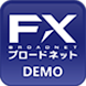FXブロードネット for Android デモ - Androidアプリ