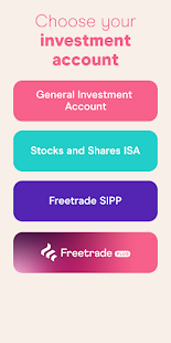 Freetrade - Invest commission-free Screenshot