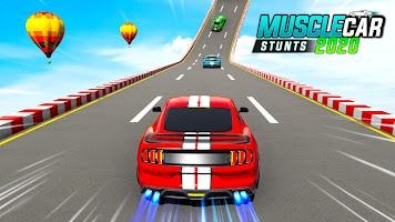 Muscle Car Stunts 2020