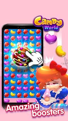 甘いキャンディー森 - 無料パズルゲームのおすすめ画像5