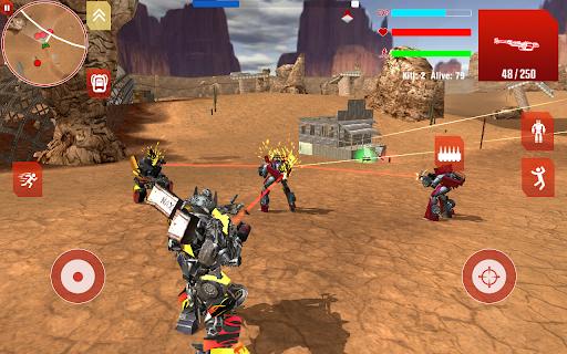 Royal Robots Battleground 1.4 screenshots 3
