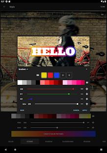 Phonto - Text on Photos 1.7.88 Screenshots 12