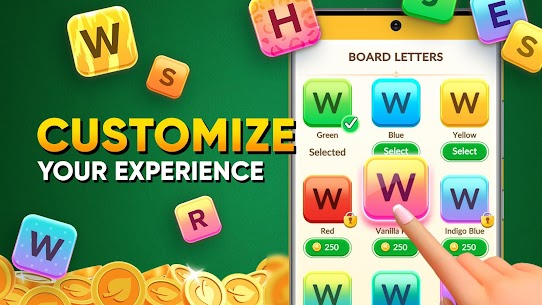 Word Life – Connect crosswords puzzle MOD (Unlimited Hints) 5