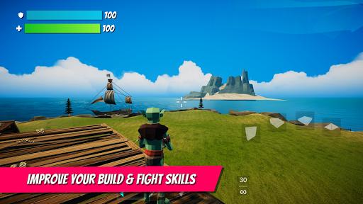 1v1Battle - Build Fight Simulator apkpoly screenshots 6