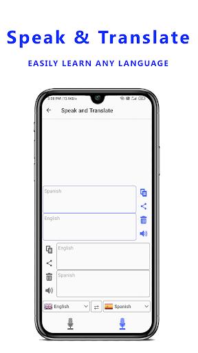File Translator : PDF Translator apktram screenshots 3