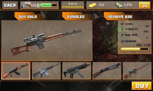 Modern Action Commando FPS 1