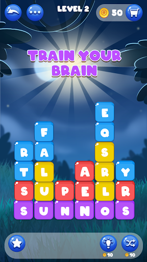 Word Pick : Word Search & Word Puzzle Games apkpoly screenshots 4