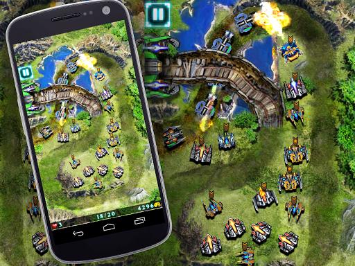 Galaxy Defense (Tower Game) 1.16 Screenshots 5