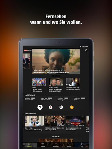 ORF TVthek: Video on demand android2mod screenshots 6