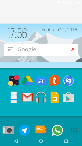 Iride UI - Icon Pack  screenshots 2