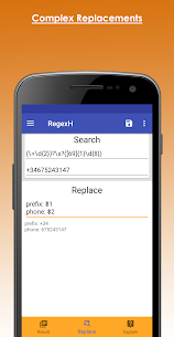 RegexH Mod Apk 2.4.2 (Paid Features Unlocked) 2