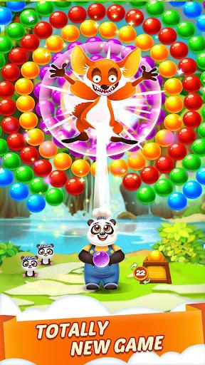 Bubble Shooter Cooking Panda  screenshots 4