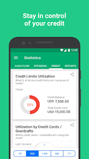Wallet: Personal Finance, Budget & Expense Tracker Screenshot
