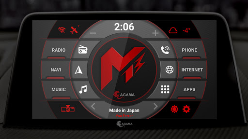 AGAMA Car Launcher 2.6.0 Screenshots 21