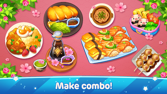 Cooking Family :Craze Madness Restaurant Food Game 1