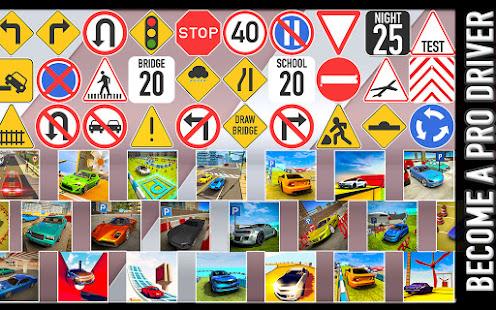 Car Driving School 2020: Real Driving Academy Test 2.4 Screenshots 15