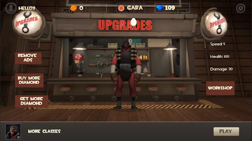 Teams of Fortress 2 Emulator on Mobile 0.7 screenshots 7