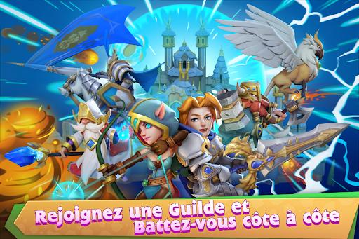 Castle Clash : Guild Royale 1.8.3 screenshots 4