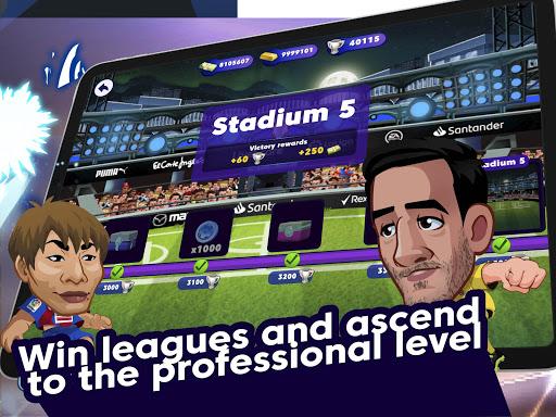 Head Football LaLiga 2021 - Skills Soccer Games 7.0.5 screenshots 22