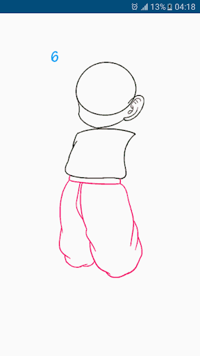 Draw Anime & Manga 1.0 Screenshots 5