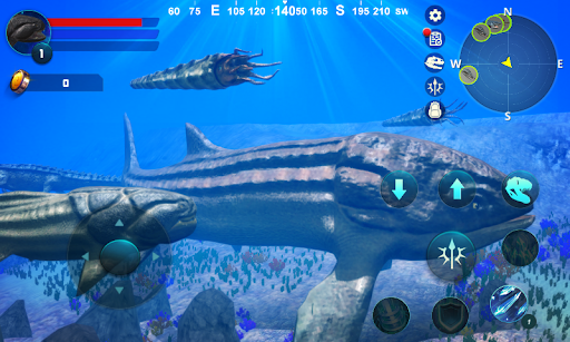 Dunkleeosteus Simulator screenshots 6