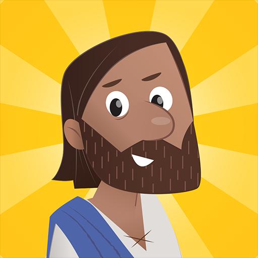 Bible App for Kids: Audio & Interactive Stories