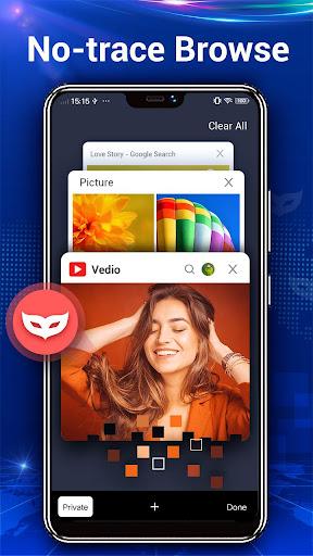 Web Browser & Web Explorer android2mod screenshots 4