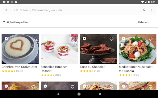 Chefkoch - Rezepte & Kochen apktram screenshots 10