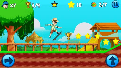 Skater Kid 7.1.29.8 screenshots 4