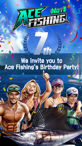 Ace Fishing: Wild Catch  screenshots 1