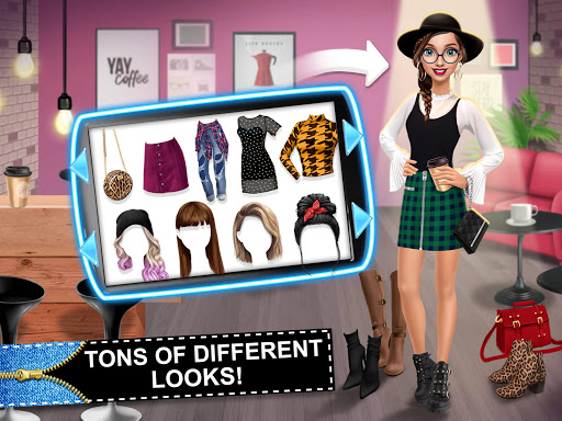 Hannahu2019s Fashion World - Dress Up & Makeup Salon  Screenshots 16