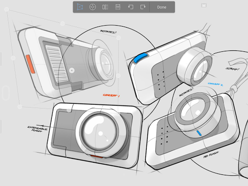 SketchBook - draw and paint 5.2.2 Screenshots 9