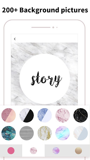 Highlight Cover & Logo Maker for Instagram Story android2mod screenshots 8